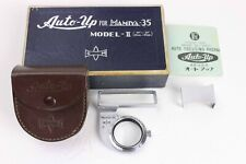 [Un-used] Auto-up (Close-up Attachment) for Mamiya-35 Model-II from Japan #059