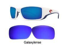Galaxy anti-sea Lentes COSTA DEL MAR Blackfin Gafas de sol azul Polarizados