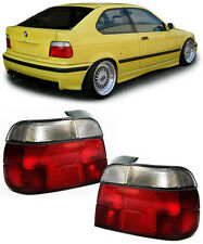 REAR TAIL RED LIGHTS FOR BMW COMPACT E36 93-99 SERIES 3 LAMP FANALE POSTERIORE