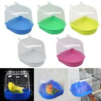 Bird Supplies Pet Cleaning Birdbath Bird Bathtub For Pet Shower Parrot Bathing