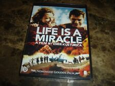 Život je cudo (Life is a Miracle) French release (DVD x 2 2004)