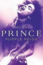 Prince: Purple Reign by Mick Wall (Hardback, 2016)