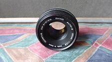 "Olympus OM Zuiko 50mm f1.8 lens, ""Made in Japan"" version - VGC- slight fungus"