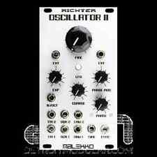 Malekko Richter Oscillator : Eurorack Module : NEW : [DETROIT MODULAR]