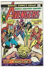 Avengers # 133 Bronze Age Marvel 1974