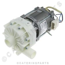 HANNING UP60-184 DISHWASHER RINSE BOOSTER PUMP MOTOR REPLACES HOBART UP60-313