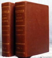 Westfield, Massachusetts 1669-1919   (6016)