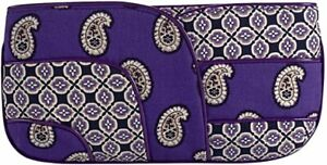 New NWT Vera Bradley Patchwork Collection Jazzy Clutch Bag in Simply Violet