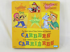 Careers Board Game 2003 Parker Brothers Complete EUC English French Spanish ##