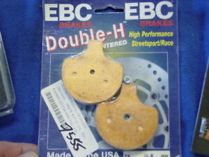 EP7555 NEW Harley FXR Dyna XL front caliper brake pads