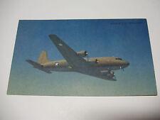 "Lot07s - DOUGLAS C-54 ""SKYMASTER"" Official Company USA POSTCARD"