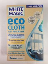 White Magic Eco Cloth Value Multi-Pack
