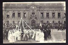 BEAUVAIS oise CPA 60 Fetes en 1905 place de la mairie