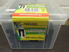 WINDOW PACKERS / SHIMS 10mm x 75mm PACK OF 70