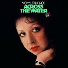 "VICKY LEANDROS ""ACROSS THE WATER"" LP VINYL  NEW+"