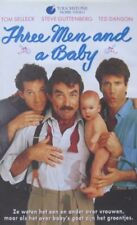 THREE MEN AND A BABY  - VHS