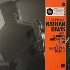 Nathan Davis - Live in Paris with Georges Arvanitas(180g LTD  Vinyl 3LP), Sam Re