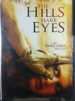 The Hills Have Eyes (DVD, 2006, Rated Dual Side)
