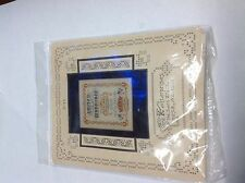 vera K enterprises cross stitch # S-14 united in marriage sewing kit to love