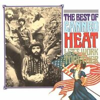 Canned Heat Let's work together-The best of (20 tracks, 1989, EMI) [CD]