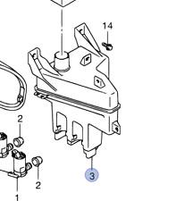 NEW Genuine Suzuki VITARA WASHER BOTTLE FLUID TANK without Neck 38450-61M10