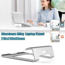 Portable Aluminum Laptop Stand Tablet Holder Dock for MacBook Pro Air