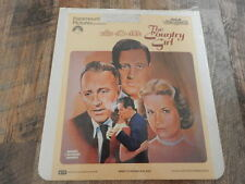 CED Videodisc 1983 The Country Girl STILL SEALED-Bing Crosby, Grace Kelly!