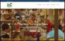 TOYS AND GAMES Website Earn £87.00 A SALE|FREE Domain|FREE Hosting|FREE Traffic