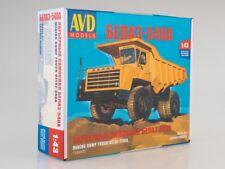Kit model 1:43 Dump truck BELAZ-540А