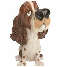 Little Paws 301-LP-BEN Ben Springer Spaniel Liver Dog Figurine
