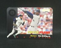 KEN GRIFFEY JR. FREEZE FRAME 1996 Donruss Insert #2 HOF MINT