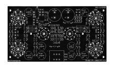 Platine f. Röhrenverstärker / PCB for DIY Tube Amp EL84 6V6GT 6P14 6P15 PushPull