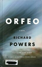 Orfeo by Richard Powers (2014, Hardcover, Large Type)