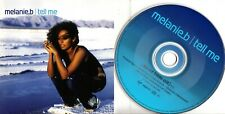 Melanie B – Tell Me CD *UK 1 Track PROMO 2000* Mel B The Spice Girls