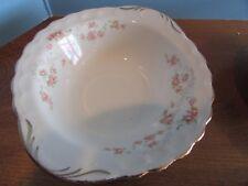 Vintage Pope Gosser  Florence Pattern Set of 4 bowls