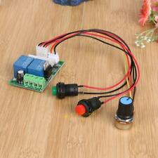 6V-24V 3A DC Motor Speed Control Controller PWM Regulator Reversible Switch NEW