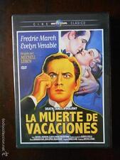 DVD LA MUERTE DE VACACIONES - MITCHELL LEISEN - COMO NUEVA (5O)