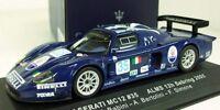 IXO GTM021 GTM044 GTM053 MASERATI MC12 model cars Herbert Simone Vosse 1:43rd