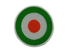 Flag patch backpack iron on ireland target raf irish scooter army