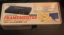 Limited Framemeister N DP3913547 XRGB Mini Upscaler Unit From Japan F/S