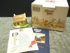 Lilliput Lane Bro Dawel Cottage #434 Nib & Deeds 1991 Welsh Collection Signed