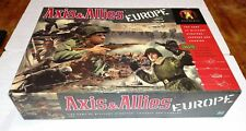 Axis & Allies: Europe MILITARY Strategy Board Game Avalon Hill HASBRO 41313