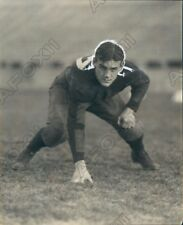 1929 Indiana Hooisers Defensive Football Captain Bob Matthew Press Photo