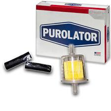 Purolator Fuel Filter for 1959-1968 Chevrolet Impala - Gas Line Gasoline zf