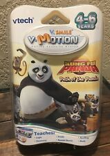 Vtech V.Smile Motion Kung Fu Pandda Active learning Ages 3-5 New in Package