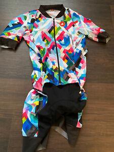 Castelli San Remo Suit X2 Small Aero Ineos Team Sky