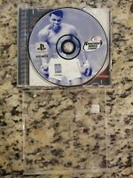 PRE-OWNED DISC ONLY Knockout Kings 2000 Playstation PS1 FREE SHIP