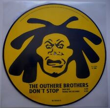 """12"""" DE**THE OUTHERE BROTHERS - DON'T STOP / BOOM BOOM BOOM (PICTURE-DISC)**27984"""