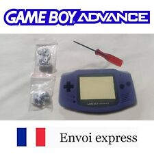 Système Portable Nintendo Game Boy Advance Violet