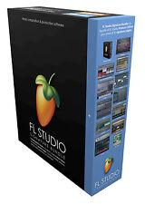 NEW FL Studio Signature Bundle 11 12 20 Digital Audio Workstation DAW PC